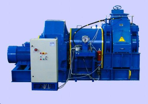 Прессовое оборудование для производства брикетов из марганцевого концентрата