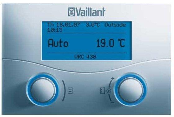 Купить Пульт дистанционного управления контуром отопления Vaillant VR 90/3 (0020040080)