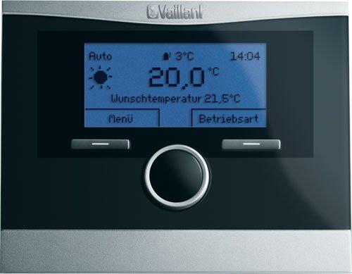 Купить Программируемый термостатический регулятор Vaillant calorMATIC VRC 370 (0020108147)