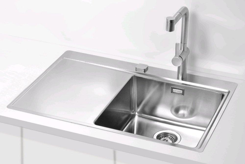 Купить Кухонная мойка Alveus Pure 40R (790x525x195 1x) полированная правая (1103651)