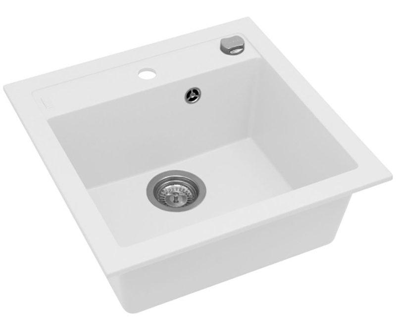 Купить Кухонная мойка Alveus New Formic 20 (520x510x200 1x) G01M pearl (1103750)