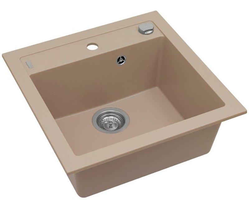 Купить Кухонная мойка Alveus New Formic 20 (520x510x200 1x) G02M pebble (1103763)