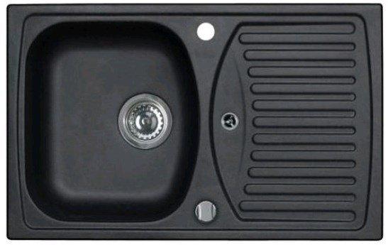 Купить Кухонная мойка Alveus R&R Record 30 (780x480x160 1x) G91 black (1090981)