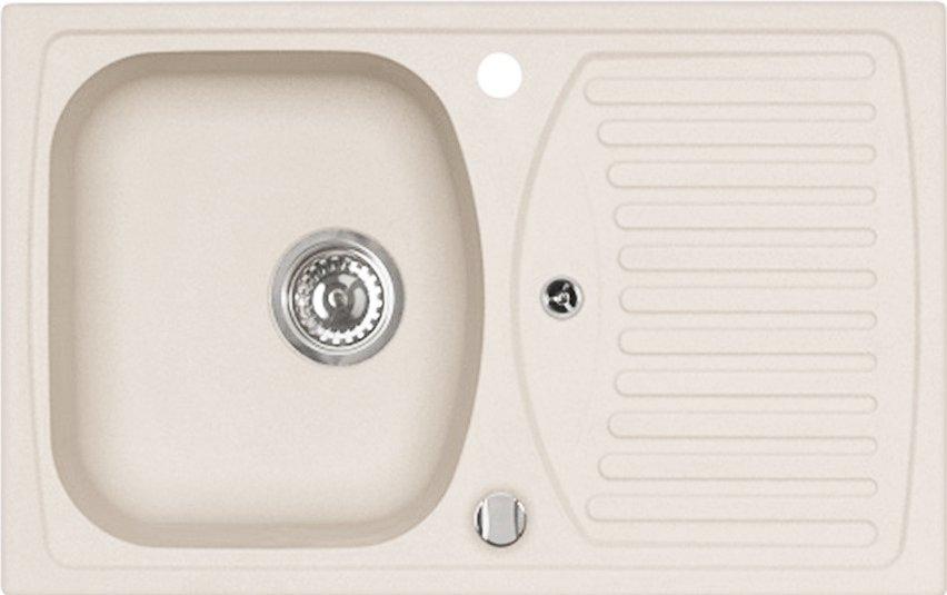 Купить Кухонная мойка Alveus R&R Record 30 (780x480x160 1x) G11 white (1100883)