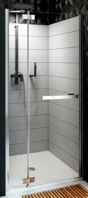 Купить Душевая дверь Aquaform HD COLLECTION 90 распашная в нишу левая (103-09393)