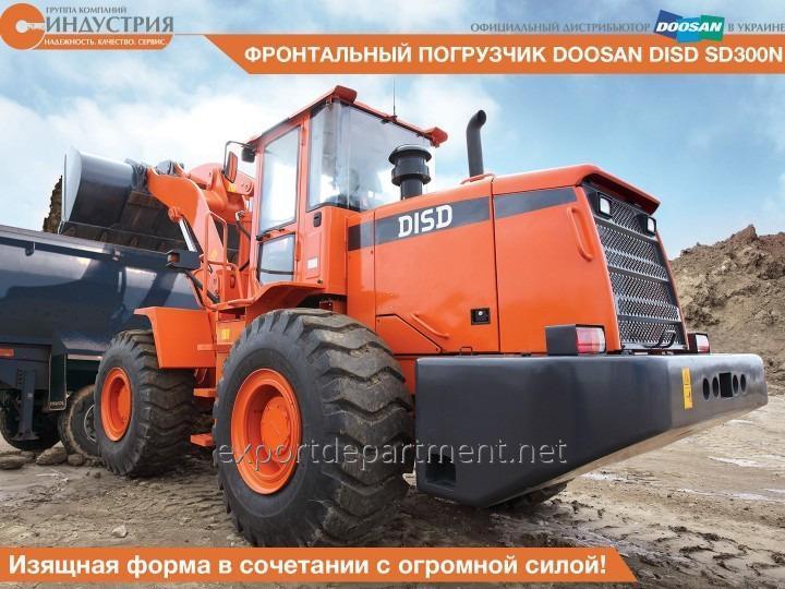Купить Погрузчик фронтальный Doosan SD300 (DISD)