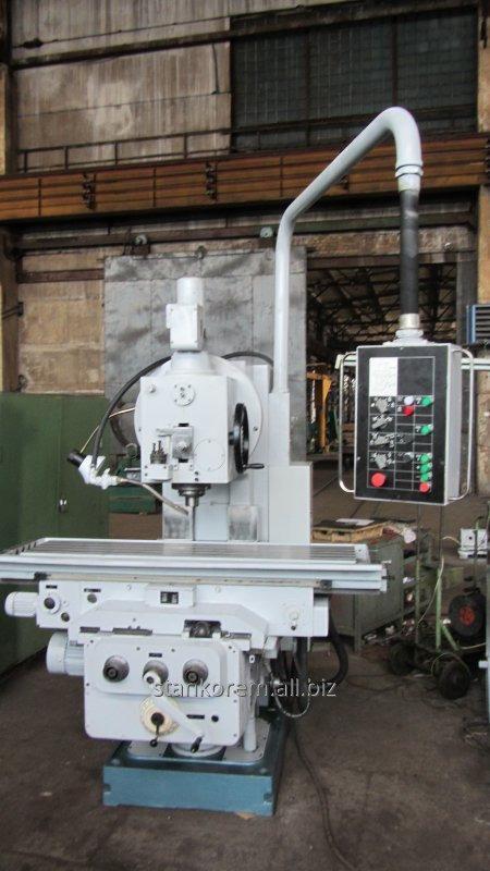 Купить Капитальный ремонт и модернизация металлорежущего оборудования