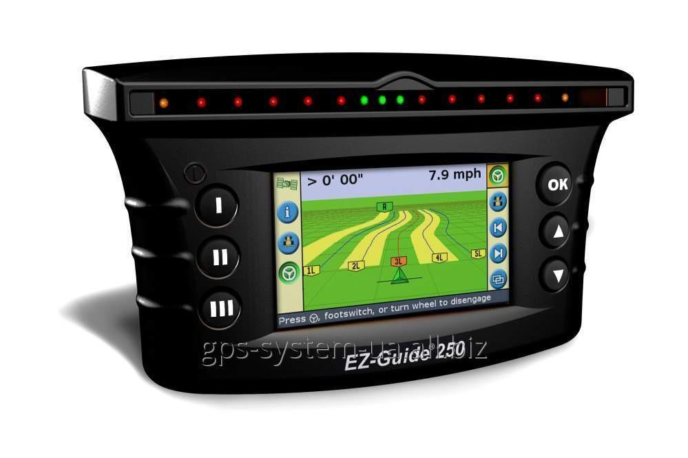 Купить Система параллельного вождения Тrimble EZ-Guide 250