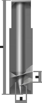 Купить Винтовые сваи 57мм с лопасть 120мм длина 2м