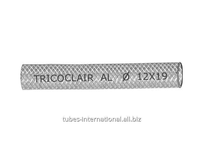 Шланг промышленный для продовольственных веществ Tricoclair AL