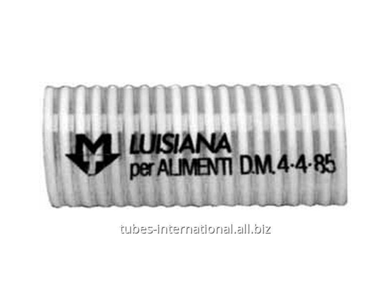 Шланг промышленный для продовольственных веществ Luisiana