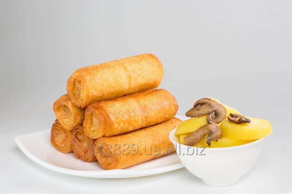 Купить Блинчики с картофелем и грибами 7 кг Полісся