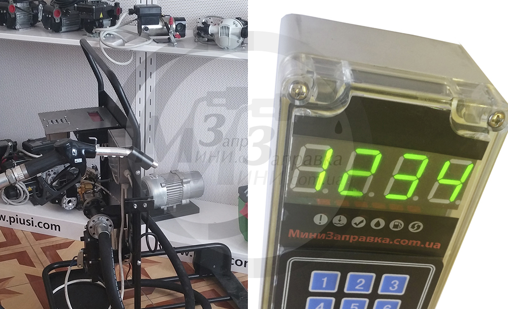 Купить Система мониторинга и дозирования для всех видов топлива