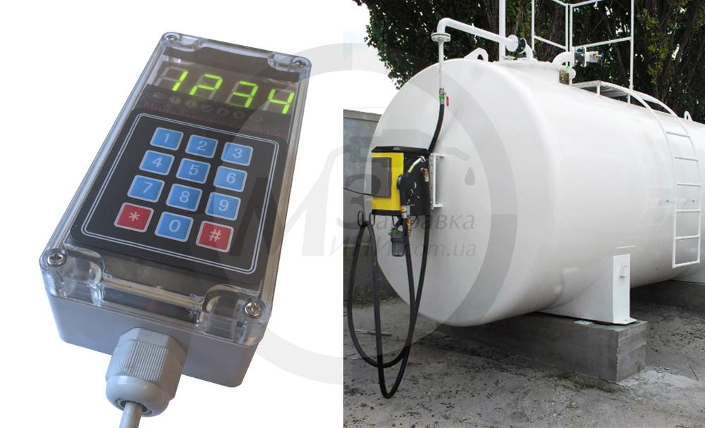 Купить Система мониторинга и управления запасами ДТ, био дизеля, бензина, керосина и др. жидкостей