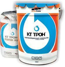 Купити Проникаюча гідроізоляція КТ трон - 10 (еласт 2 ДО).
