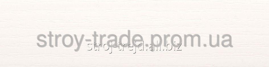 Купить Кромка ПВХ мебельная Белый текстура 501.02 Kromag