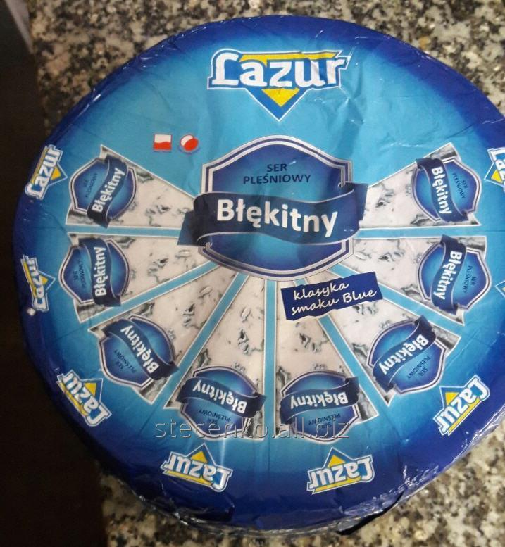 Купить Сыр с плесенью Lazur Сапфирный