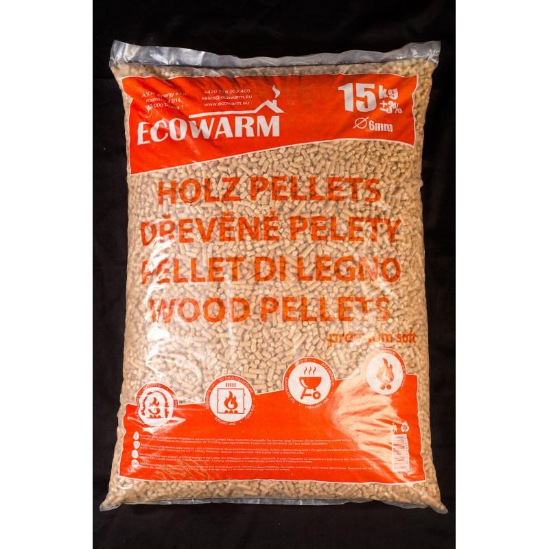 Купить Пеллеты Premium SOFT 1 тонна