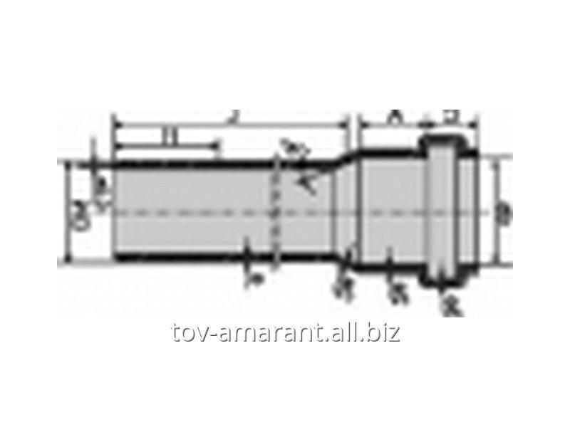 Купить Труба канализационная для внешней канализации с PVH-U SN8, S16,7