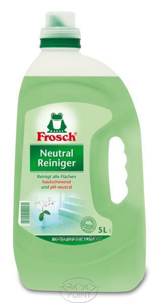 Купить Нейтральное чистящее средство Frosch (Фрош), 5л (4001499115578)