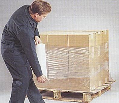 Купить Пленки упаковочные паллетные стрейч для автоматичной и ручной упаковки товара оптом с Днепропетровска