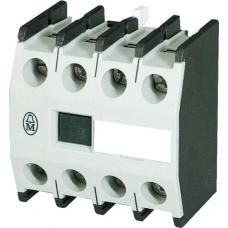 Buy Additional contact of DILM150-XHI22 for contactors of DILM40-DILM170, 2 NO + 2 NC. кат.№ 277766
