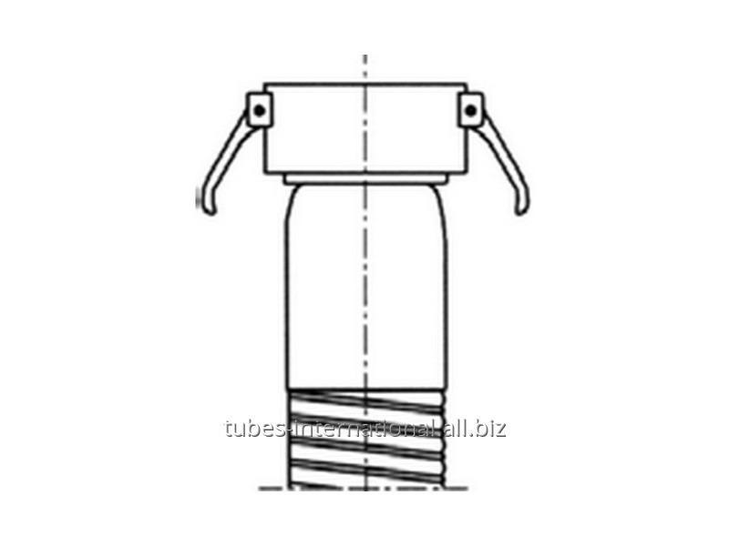 Соединение Camlock C для композитного шланга