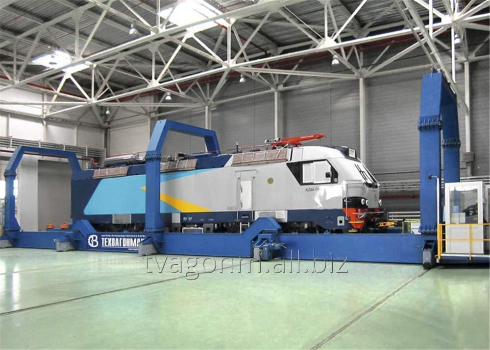 Купить Трансбордеры для перемещения железнодорожного транспорта