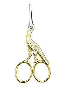 Ножиці - цапельки ідеально підходять для обрізання ниток при вишиванні.  Ножиці для рукоділля. 6940b423653b4