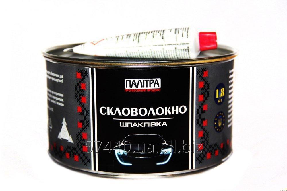 Купить  Шпаклівка Скловолокно 1,8кг