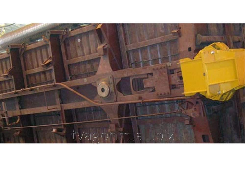 Купить Стенд демонтажа и установки боковых стен кузова полувагона