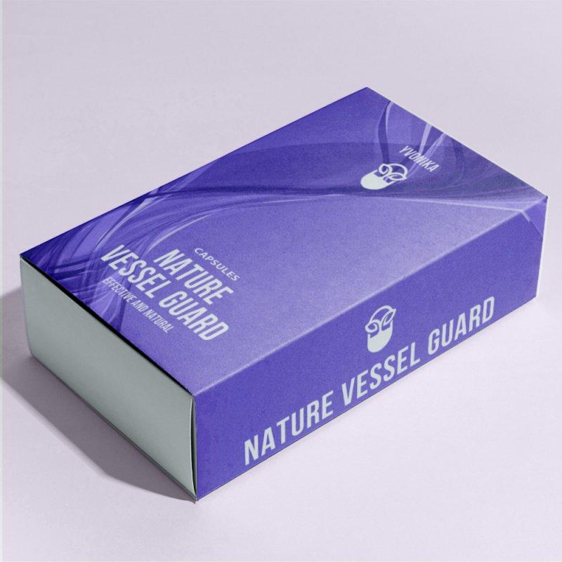 Средство Nature Vessel Guard Натур Вессел Гард для защиты и очистки сосудов