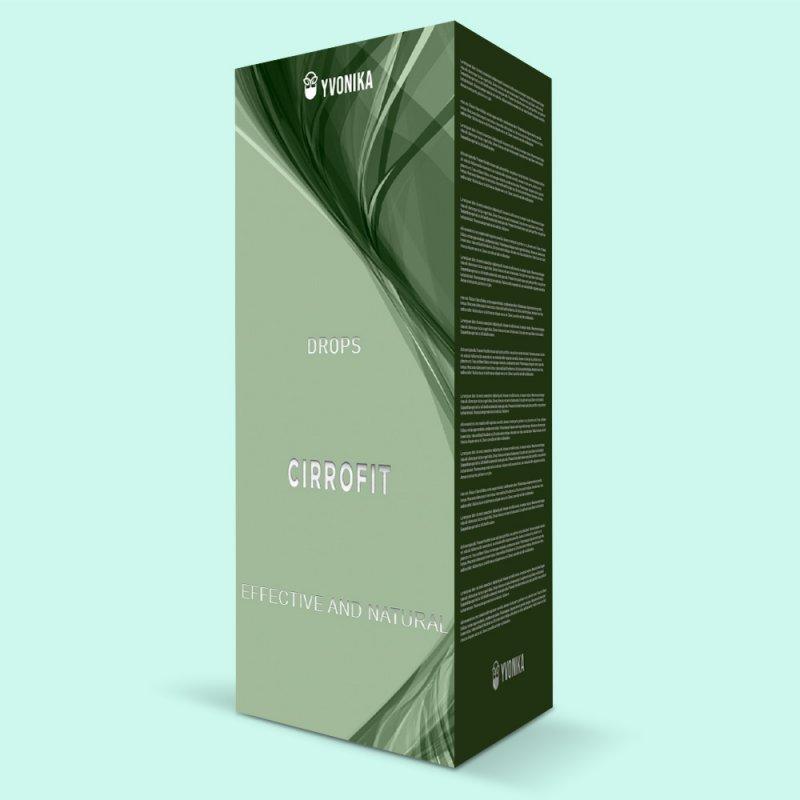 Капли для восстановления почек Cirrofit Циррофит
