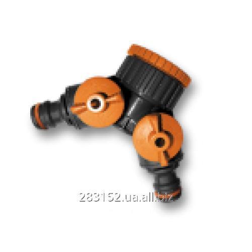 Адаптор-2краника Bradas 1Вх3/4В ECO PWB-2222 3803