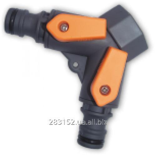 Адаптор-2краника Bradas 3/4Вх1/2В GL 5002 3906