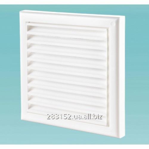 Вентиляційна гратка МВ 120КВс АБС 4090