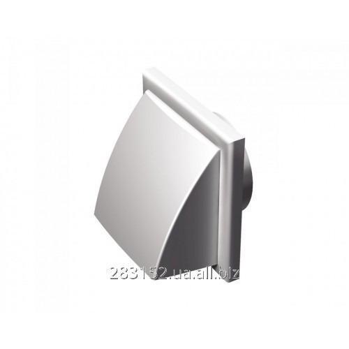 Вентиляційна гратка МВ 122 ВК коричнева 5436