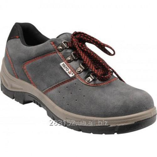 Взуття робоче YATO YT-80574 замшеве. розм.41 8426