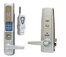 Купить Замки дверные биометрические