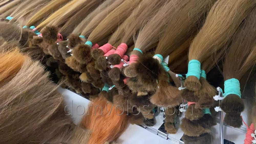 Los cabellos eslavos