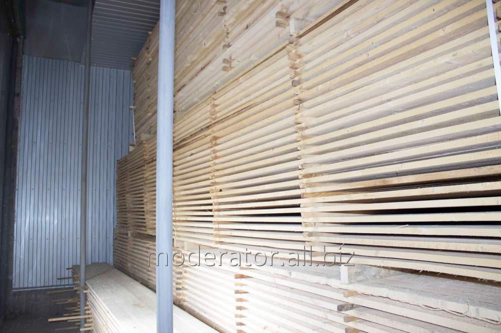 Купить Оборудование для сушки пиломатериалов, дров