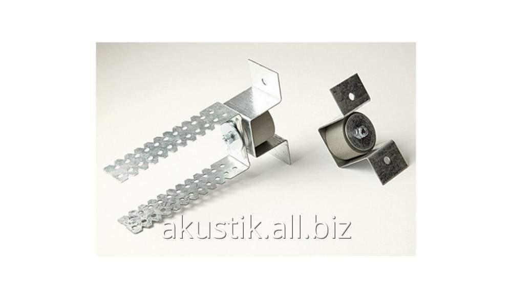 Buy Крепления для звукоизоляционных подвесных потолков Vibrofix SP