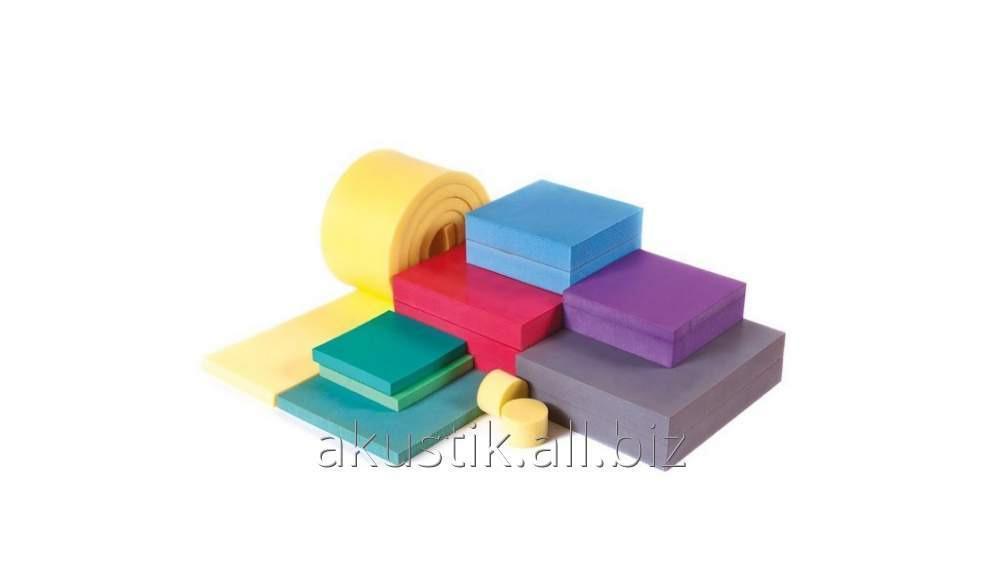 Купить Виброизолирующие опоры для инженерного оборудования Vibrofix Block
