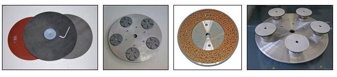 Купить Головки шлифовальные, купить, Киев Установочные диски на шлифовальные машины.