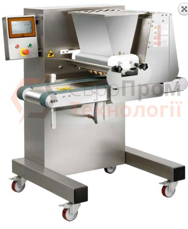 מכונו לזפיר עם בונקר מינן Machine with jigging for cooking zephyr