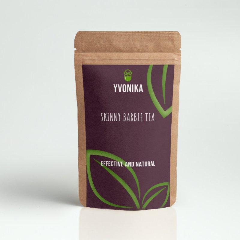 Чай для снижения веса Skinny Barbie Tea Скинни Барби Тиа