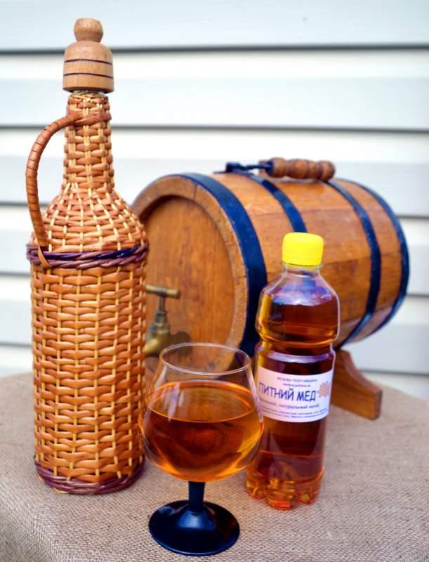 Питьевой мед (медовуха, медове вино)