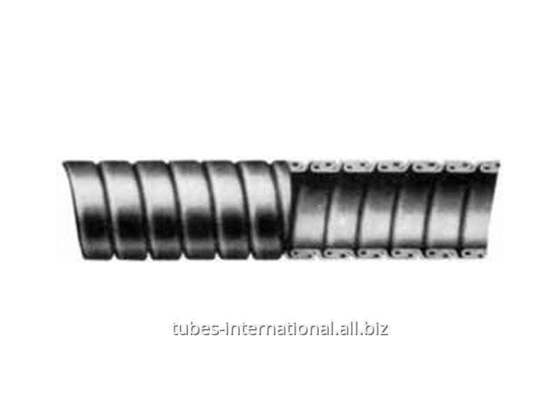 Промышленный шланг металлический Griplock G