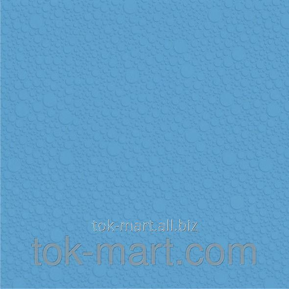 Плитка напольная Керамин Вэйв 2П голубой (400х400) 000122601