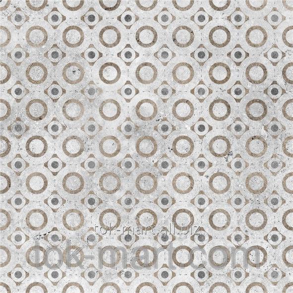 Плитка напольная Керамин Калейдоскоп 7Д (400х400) 000122638